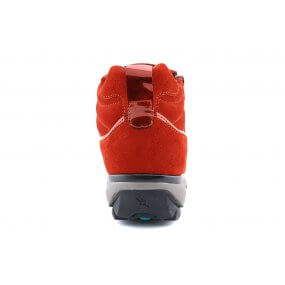 Laviano GX stretchwalker halfhoog veter/rits red