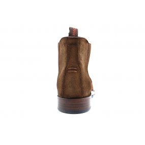 Piave chelsea boot taupe suede