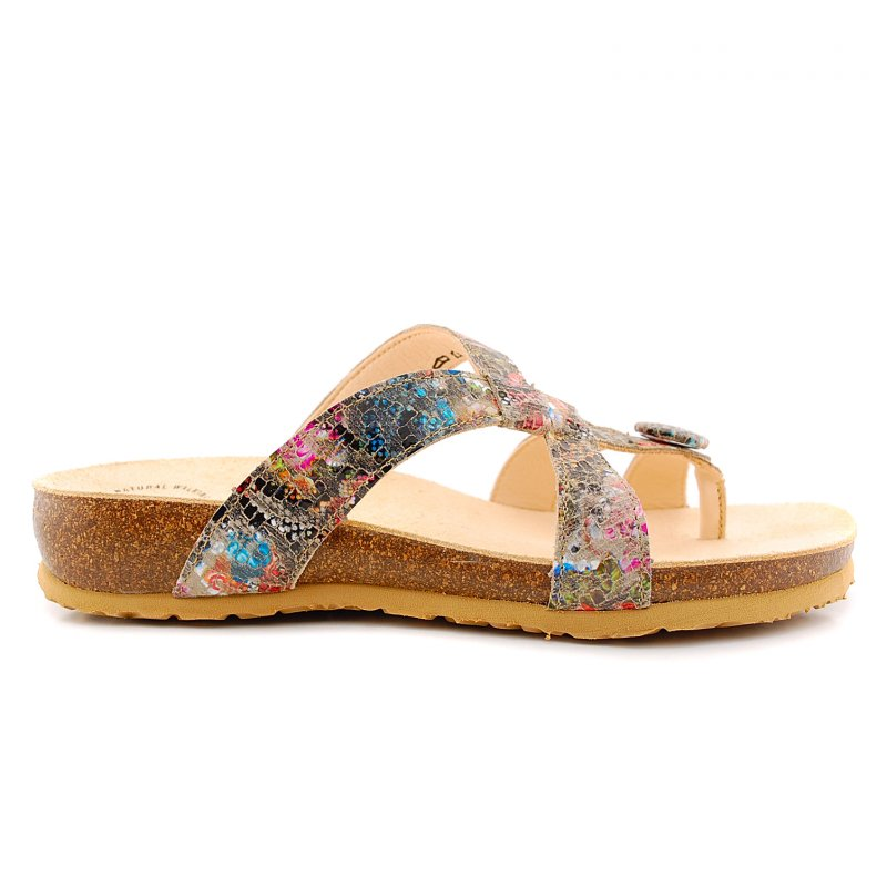 80331-27 teen slipper multi