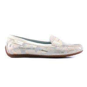 62171 moccasin zilver goud camouflage