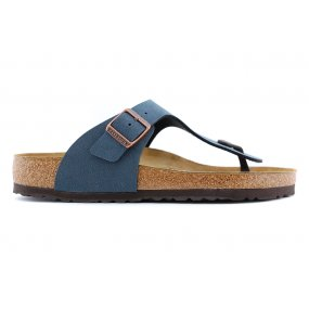 Ramses teenslipper softvoetbed basalt