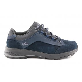 Banks Low Bunion Lady LL wandelschoen blauw