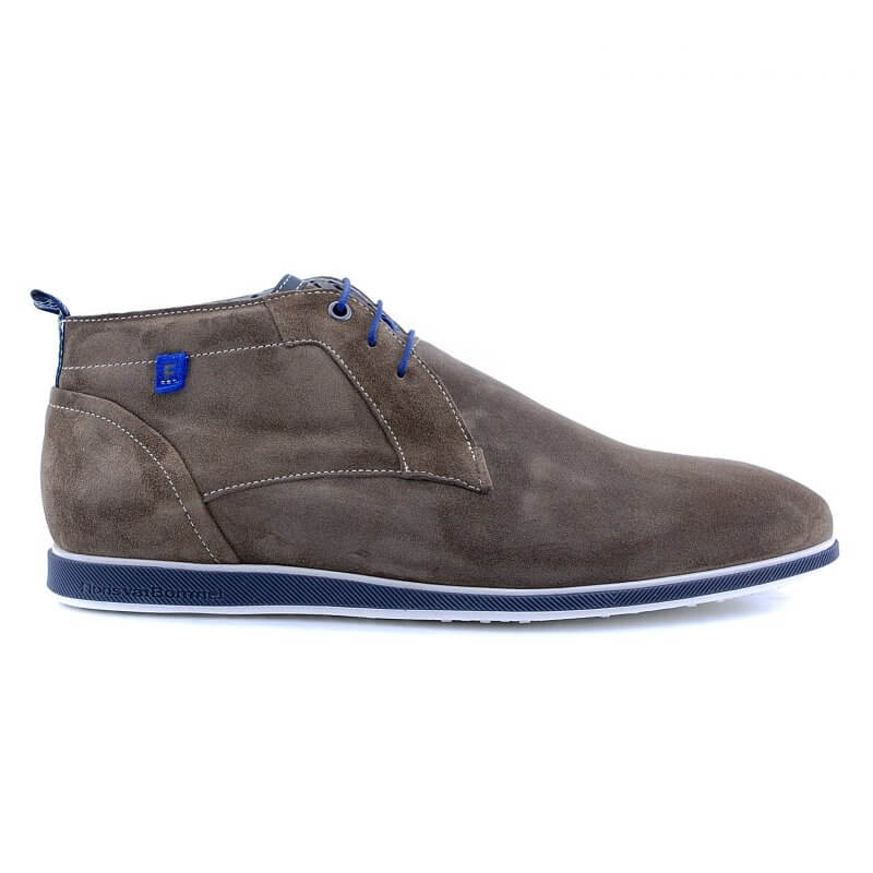 10055/01 H veterboot taupe suede