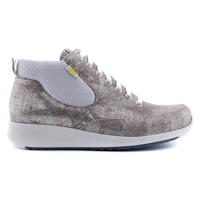 9679 H halfhoof veter taupe