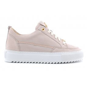 Maddy H  Footnotes sneaker zacht rose