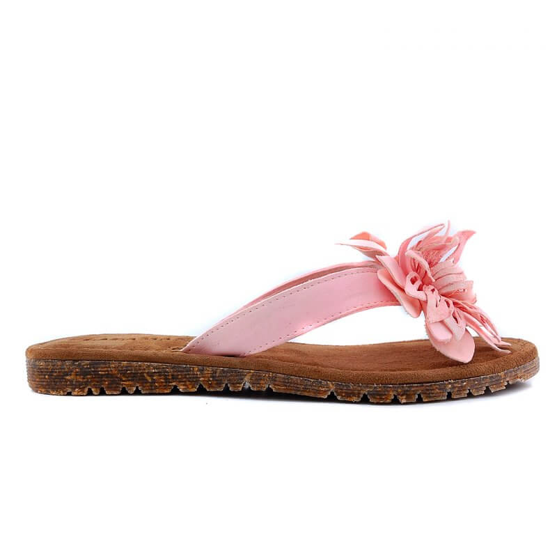 33.581 teen slipper nude flower