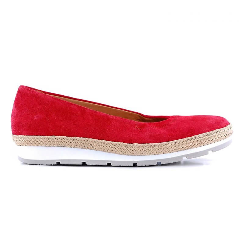 82.400-38 G instapper rood suede