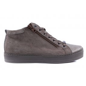22.001.H Maddy halfhoog sneaker rits